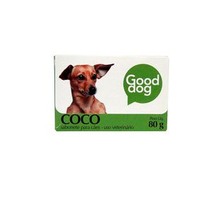 Sabonete_coco_good_dog_mundo_animal