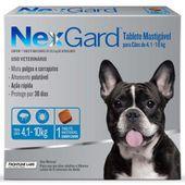 Anti-Pulgas-e-Carrapatos-Merial-NexGard-283-mg---Caes-de-41-a-10-Kg