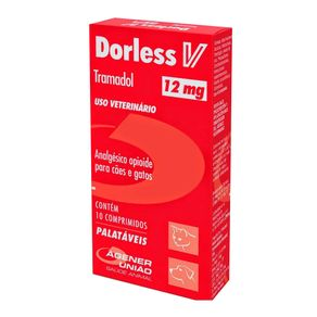 dorless-v-12mg-10comp-virbac