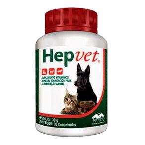 hepvet-30g-30-comp-vetnil