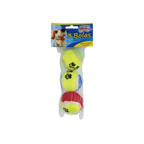 Kit-com-3-Bolas-para-Cachorro-Western-Pet