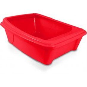 Bandeja-Higienica-Com-Tampa-Wc-Cat-Banheiro-vermelha
