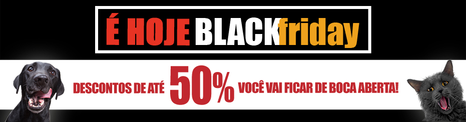 HOJE BLACK FRIDAY