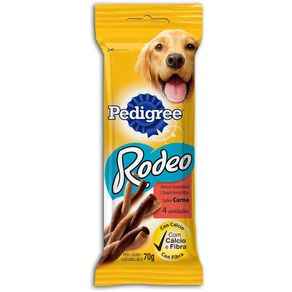 PEDIGREE-RODEO-CARNE-x4-70g