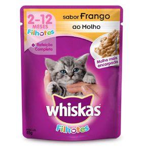 WHISKAS-SACHE-Filhotes-Frango-ao-molho