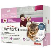 Anti-Pulgas-Elanco-Comfortis-140-mg-para-Caes-de-2_3-a-4-Kg-e-Gatos-de-1_9-a-2_7-Kg