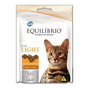 EQUILIBRIO-GATO-SNACK-LIGHT-40G