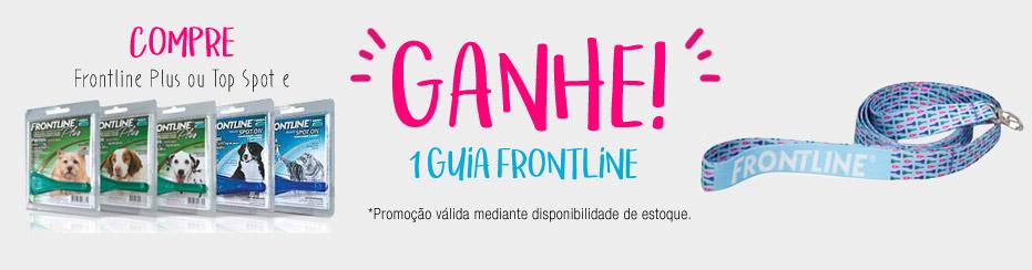 BANNER FRONTILINE GANHE COLEIRA