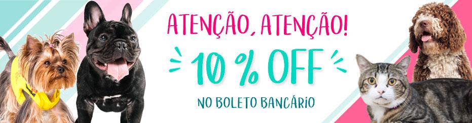 BANNER 10% NO BOLETO