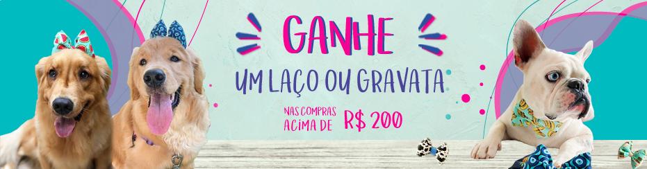BANNER BRINDE LACINHO COMPRAS ACIMA DE 200