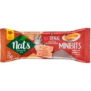 Nats_Snacks_Minibits_Sabor_Frango_com_Cranberry_e_Cenoura_Natrenal_para_Gatos