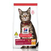 racao-hills-science-diet-gatos-adultos-frango-frente