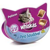 Whiskas-Temptations-Pelo-Saudavel-40g