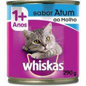 Racao-Umida-Whiskas-Adulto-Lata-Atum-ao-Molho