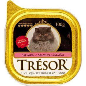 Racao-Umida-Tresor-Salmao-para-Gatos